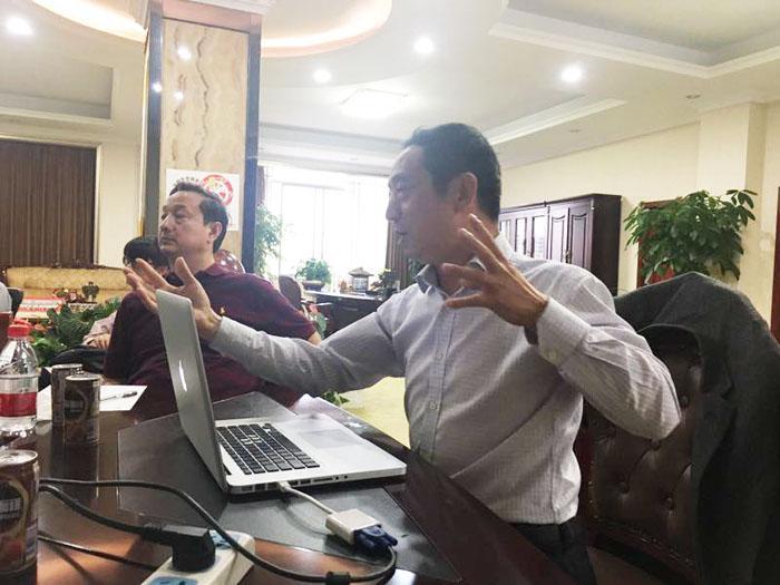 【大观园窗帘】战略合作研讨会在上海举行